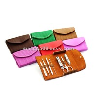 7pcs fashionable manicure set