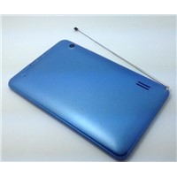 "ATV and ISDB -t Tablet PC R70HT RK3028 Dual-core Cortex A9 1.0GHZ Android 4.2 7"" TFT LCD"