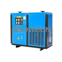 Air cool Refrigerated air dryer