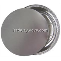 Aluminum Foil Container Lid for takeaway food packaging