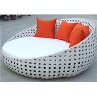 Aluminum  Rattan Daybed JFR6022