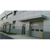 Aluminum composite panel curtain wall