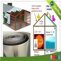 Aluminum foil bubble insulation sheet
