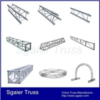Aluminum Lighting Truss Exhibition Event Stage Truss
