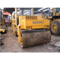 used BOMAG BW212 road roller