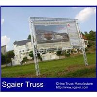 Banner truss aluminum truss goal post truss gantry truss