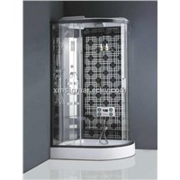Bathroom showers aluminum alloy shower cabins