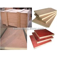 Best price okoume/bingtangor/pencil cedar/red hardwood commercial plywood