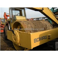 used Bomag BW217D-2 road roller