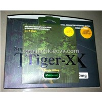 Brand New Products Tiger-x Sex Pills Male Enhancement With 24capsules