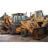 used CASE 590 backhoe wheel loader