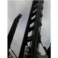 used CVS 10T reach stacker