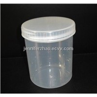 Candy Tin  Plastic Jar  Food Container  Any Printing ,in Stock