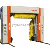 Car washing machine, automatic car wash machine, car wash equipment