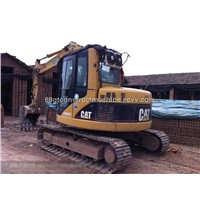 used Caterpillar 308C crawler excavators