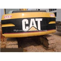 used Caterpillar 312B crawler excavator