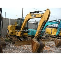 used Caterpillar 305.5  crawler excavator