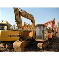 used Caterpillar 307B crawler excavator