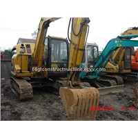 used Caterpillar 307C crawler excavator 307C