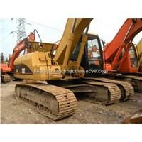 used Catpillar 320C crawler excavator