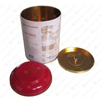 Chinese green tea box,Tea tin cans,Tinplate canisters wholesale from china