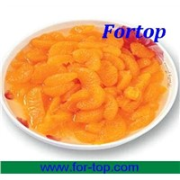 Chinese new crop canned mandarin orange with good price
