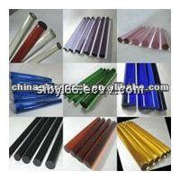 Color Borosilicate Glass Tubes/Rod