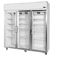 Commercial beverage cooler SC-1400T