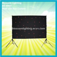 Concert Background LED Curtain Star Light 2*3M-LED Light (BS-9003)