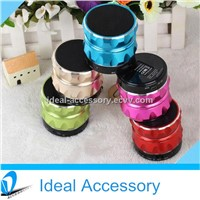 Creative Design S12 Wireless Bluetooth Handsfree Mini Speaker for Smartphones for outdoor,travel use
