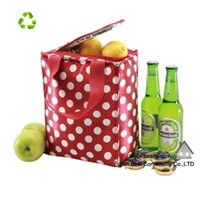 Custom Insulated wine cooler bag