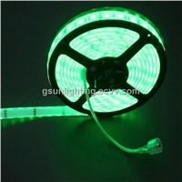 DC12V Flexible LED light 60LEDS Per Meter  SMD3528 Green IP20