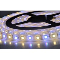 DC12V RGBW led strip light 60led/m / 5050 60led/m strip light non-waterproof