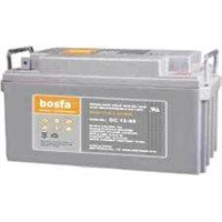 DC12-65 12v65ah deep cycle battery (agm) solar battery