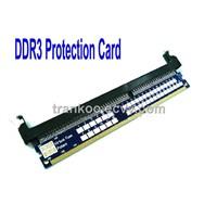 DDR3 Memory Protection Card  Desktop DDR3 RAM Slot Adapter