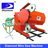 Diamond Wire Saw Machine / Wire Cutting Machine (TSY-37G)