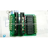 Disc sole machine PLC Output Board-D-QD08A
