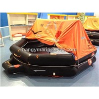 EC & MED Approved Inflatable Life Raft
