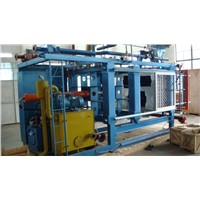 EPS shape molding (packing)  machine