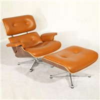 Eames Lounge Chair and Ottoman,Chair