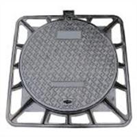 En124 Ductile Iron Manhole Cover (850X850mm) (DN600)