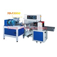Eraser & Rubber & Plasticine wrapping packing machine  YS-F350Q
