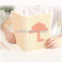 Export silicone cover for books with small round dot