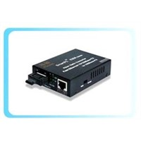 FC830A 100M LFA smart fiber media converter