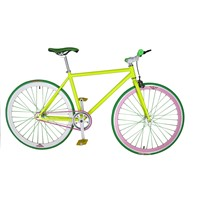 700C FIXED GEAR BICYCLE MOUNTAIN BICYCLE RORD BICYCLE