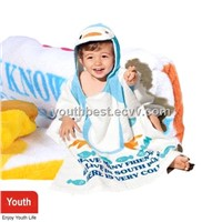 Fashion Bright Color High Quality Beach Towel for baby