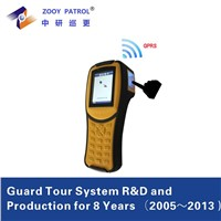 GPRS Real Time Fingerprint Guard Tour System