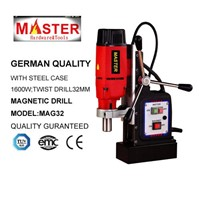 German Quality for twist drill bits MAGNETIC DRILL MACHINE (MAG32T)
