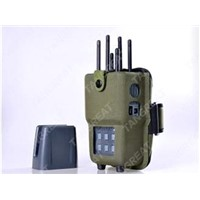 Handheld 6 bands Cellphone Wifi GPS 4G Jammer WF-K6