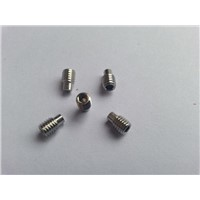Hexagon socket set screws with dog point   DIN915,M8*12